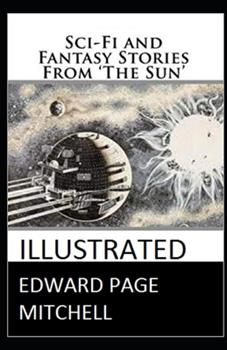 Paperback Sci-Fi and Fantasy Stories From 'The Sun' Illustrated Book
