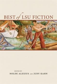 Best of LSU Fiction 0615351743 Book Cover
