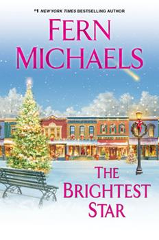 Paperback The Brightest Star [Large Print] Book