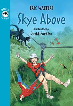 Skye Above - Book  of the Orca Echoes