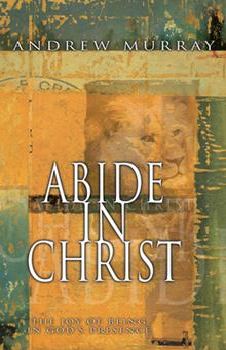 Paperback Abide in Christ Book