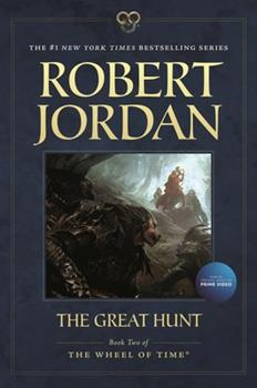 Paperback The Great Hunt: Book Two of 'The Wheel of Time' Book