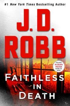 Hardcover Faithless in Death: An Eve Dallas Novel Book