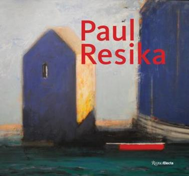 Paul Resika: Eight Decades of Painting 0847864812 Book Cover
