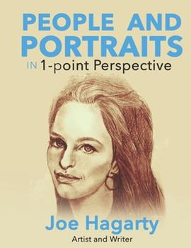 Paperback People and Portraits in 1-point Perspective [Large Print] Book
