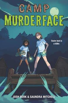 Camp Murderface 0062871633 Book Cover