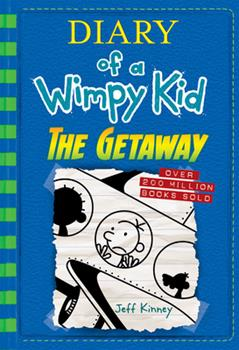 The Getaway - Book #12 of the Diary of a Wimpy Kid