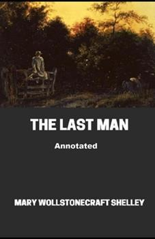 Paperback The Last Man Annotated Book