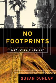 No Footprints: A Darcy Lott Mystery 1619021668 Book Cover