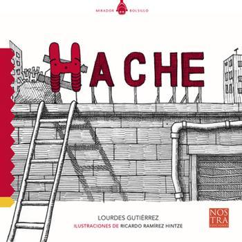 Paperback Hache [Spanish] Book