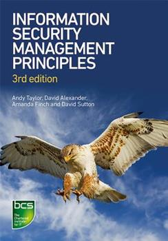 Information Security Management Principles 1780175183 Book Cover