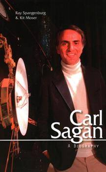 Carl Sagan: A Biography - Book  of the Greenwood Biographies
