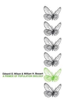 Primer of Population Biology 0878939261 Book Cover