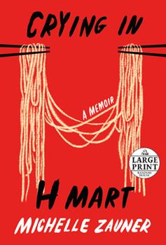Paperback Crying in H Mart [Large Print] Book