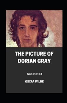 Paperback The Picture of Dorian Gray Annotated Book