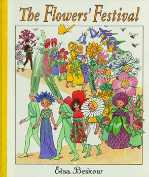 Hardcover The Flowers' Festival: Mini Edition Book