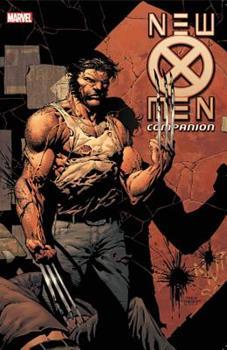 New X-Men Companion - Book  of the X-Men Unlimited 1993