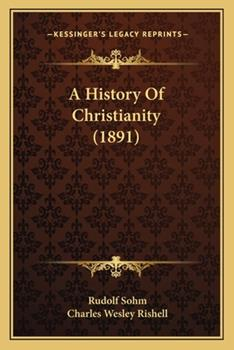Paperback A History of Christianity Book