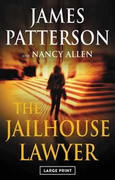 Paperback The Jailhouse Lawyer [Large Print] Book