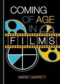 Hardcover Coming of Age in Films Book