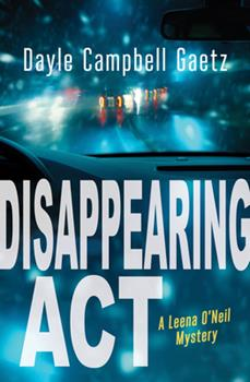 Disappearing Act 1459808223 Book Cover