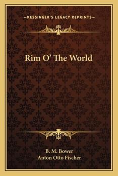 Paperback Rim O' the World Book