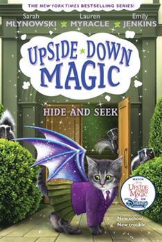 Hardcover Upside-Down Magic #7 Book