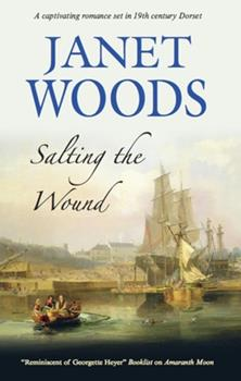 Salting the Wound - Book #1 of the Thornton Family