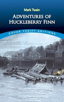 Paperback Adventures of Huckleberry Finn Book