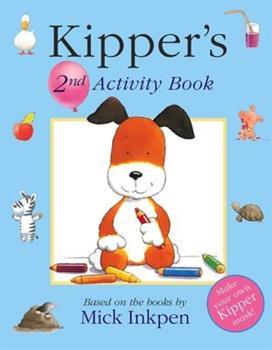 Kipper Activitybook 2 - Book  of the Kipper the Dog
