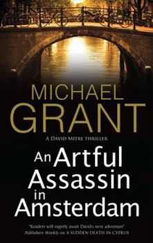 An Artful Assassin in Amsterdam 0727889044 Book Cover