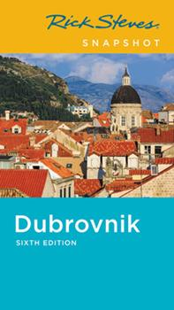 Rick Steves Snapshot Dubrovnik 1641712333 Book Cover