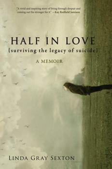 Paperback Half in Love : Surviving the Legacy of Suicide Book