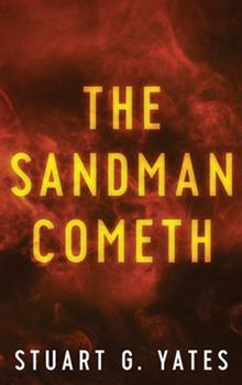 Hardcover The Sandman Cometh [Large Print] Book
