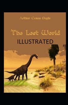 Paperback The Lost World Illustrated Book