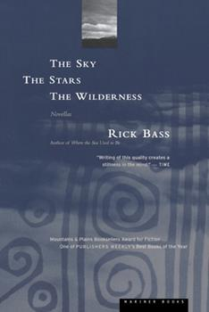 The Sky, the Stars, the Wilderness 0395717582 Book Cover