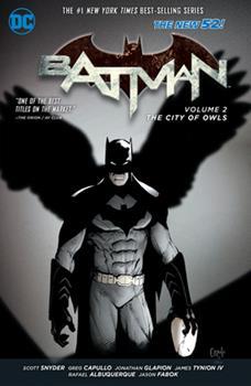 Batman, Volume 2: The City of Owls - Book #4 of the Super-Heróis DC