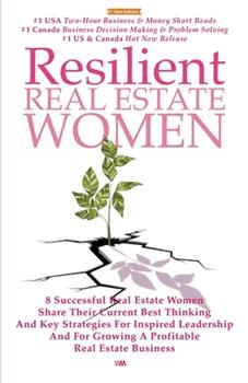 Paperback Resilient Real Estate Women Book