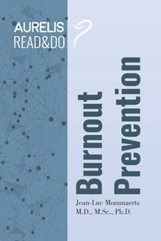 Paperback Burn-out Prevention Book