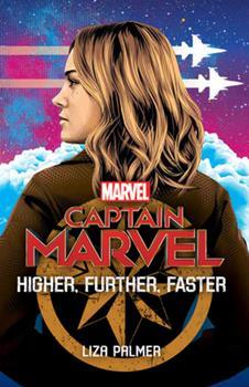 Paperback Captain Marvel: Higher, Further, Faster Book
