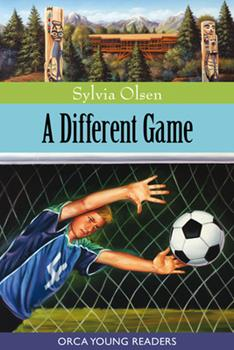 A Different Game 1554691699 Book Cover