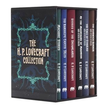 Hardcover The H. P. Lovecraft Collection: Deluxe 6-Volume Box Set Edition Book