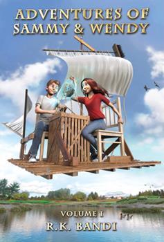 Hardcover Adventures of Sammy & Wendy Book