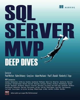 SQL Server MVP Deep Dives 1935182048 Book Cover