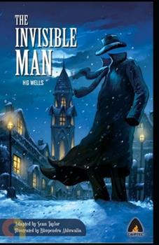 Paperback The Invisible Man Annotated & Illustrated Book