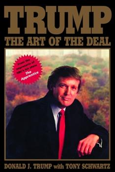 Trump: The Art of the Deal 0446353256 Book Cover