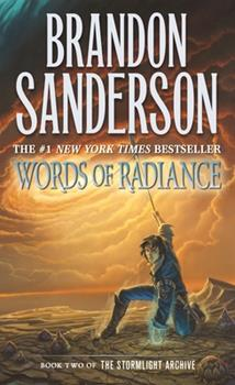Words of Radiance - Book  of the Cosmere