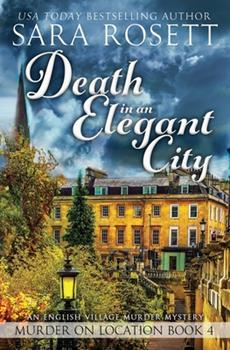 Death in an Elegant City 0998253537 Book Cover