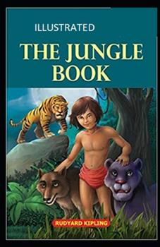Paperback The Jungle Book Illustrated Book