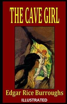 Paperback The Cave Girl Illustrated Book